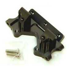 STRC Traxxas Slash Rustler Aluminum Front Bulkhead (Gun Metal) ST2530GM