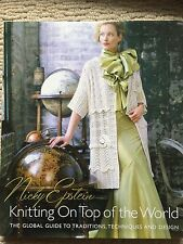 Knitting on Top of the World Book