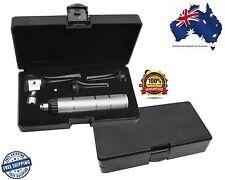 Professional Veterinary Otoscope Set Improved Ergonomic Handle with 3V LED Bulb