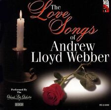 Love Songs Of Andrew Lloyd Webber by Orlando Pops Orchestra