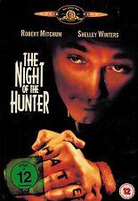 DVD - Die Nacht des Jägers - Robert Mitchum & Shelley Winters