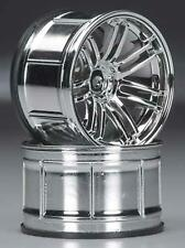 HPI Racing LP35 Wheel Rays Volkracing RE30 Chrome (2) HPI3342