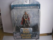 Lotr armies of middle earth ultra rare aragorn dans gondorian kings armour