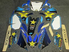 YAMAHA YZF450 2010-2013 One Industries Rockstar complet kit graphique 1G07