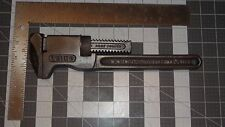 """Trimont Mfg. Co. Pipe Wrench / Trimo 12"""" Pat 12-19-1911  ((3773))"""