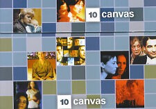 10 jaar Canvas : de 10 beste films (10 DVD)