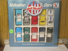 Valvoline Ten Most Wanted Cars 1:64 Scale