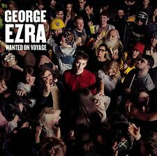 GEORGE EZRA CD - WANTED ON VOYAGE (2015) - NEW UNOPENED