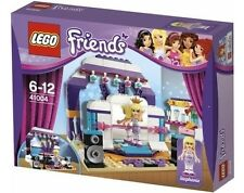 Lego Friends 41004 REHEARSAL STAGE Guitar Dancing Music Minifigs NISB Xmas Gift