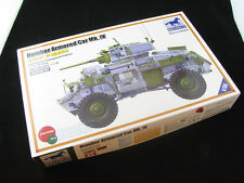 BRONCO CB35081SP 1/35 Humber Armored Car Mk. IV (Limited Edition)