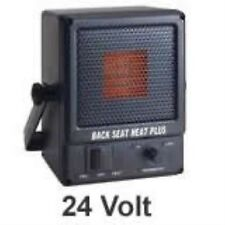 RoadWorthy Back Seat Heat 4000 24V Truck Heater,2100 BTU
