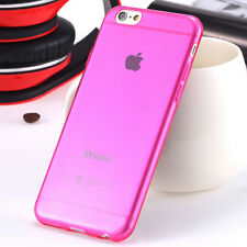 Slim Fit Flexible Transparent Case for Iphone 6 and 6s, ships from US same day