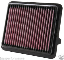 KN AIR FILTER (33-2433) FOR HONDA JAZZ 1.3 HYBRID 2011 - 2015