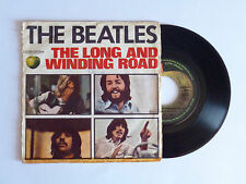 THE BEATLES THE LONG AND WINDING ROAD - FOR YOU BLUE APPLE 3C006-04514M DISCRETO