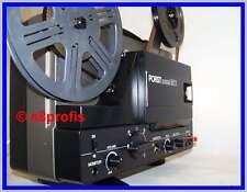 Super 8 Ton Filmprojektor,stufenlos Filmtransfer,Porst, 2 Jahre Gew.& Garantie