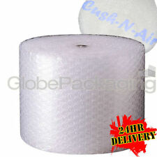 600mm x 4 x 50M ROLLS OF LARGE BUBBLE WRAP - HIGH QUALITY PACKAGING *24HR DEL*