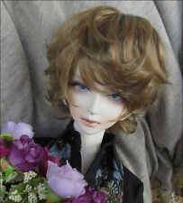 Wig for 1/3, 1/4 BJD dollfie 9~10 inch (Luts SD DZ DOD) #78 2 size for choosen