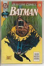 DC Comics Batman In Detective #658 April 1993 NM