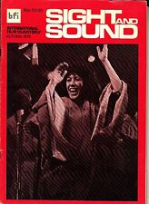 Sight and Sound Autumn 1975 Hitchcok Cavalcanti Rivette Fritz Lang