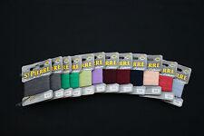 M063B mercerie vintage 12 carte fil LAINE SAINT PIERRE couleur au chinois