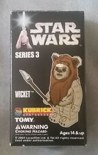 Star Wars Kubrick Series 3 Wicket  Collection Action Figure