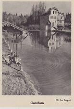 1939  --  LE LAVOIR DE CONDOM   3G415
