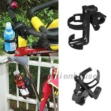 Bicycle Motorcycle Beverage Cup Can Water Bottle Drink Holder Easy Mounting
