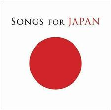 SONGS FOR JAPAN (Katy Perry, Rihanna, Lady Gaga, Beyonce, Adele, etc.) CD
