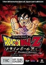 Dragon Ball Z - Vegeta Saga I - Doomed Heroes : Vol 1 : Part 6 - Region 4