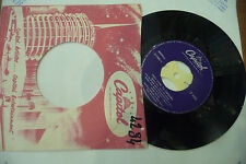 "FRAK SINATRATHEY CAME TO CORDURA-disco 45 giri CAPITOL it 1964"" OST"