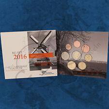 Niederlande - Jahrgangssatz - KMS 2016 BU - 3,88 Euro Droogmakerij
