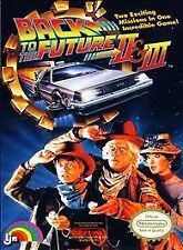 Back to the Future Part II & III (Nintendo Entertainment System, 1990)