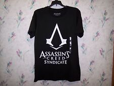 ASSASSIN'S CREED SYNDICATE UBISOFT MEN'S T-SHIRT SIZE MEDIUM  BRAND NEW WITH TAG