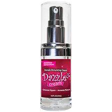 Dazzle Female Stimulation Cream - Increase Sensitivity - Fast Free Discreet P&P