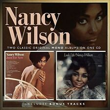 Just For Now / Lush Life - Nancy Wilson (CD Used Very Good)