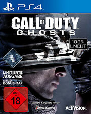 Call of Duty: Ghosts Free Fall Edtion 100 % Uncut Neues PS4-Spie l#2000