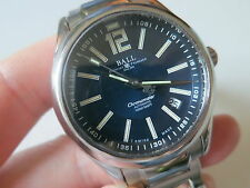Authentic Ball Engineer II Chronometer Master nm1020c Automatic Watch
