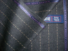 MOXON GOLDEN BALE FLANNEL SUITING FABRIC - BY MOXON  HUDDERSFIELD - (3.39 m.)