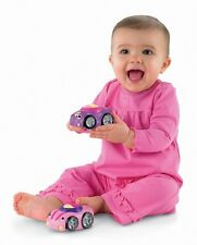 Fisher Price Little Zoomers Pink Girls Cars 2 Pack of Vehicles