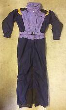 Women's The North Face Vintage Snow Suit - Size 6