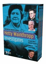 Hetty Wainthropp Investigates - Complete Fourth Series (DVD, 3-Disc Set) BBC 4th