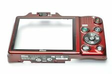 Nikon Coolpix L610 Rear Back Cover With Window Assembly Repair Part DH4803