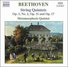 Beethoven: String Quintets, Vol. 1, New Music