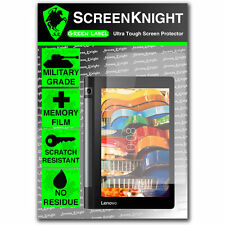 ScreenKnight Lenovo Yoga Tab 3 8 Inch SCREEN PROTECTOR invisible Military shield