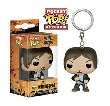 Funko Pocket Pop Keychain Walking Dead Daryl Dixon Action Figure Collectible Toy