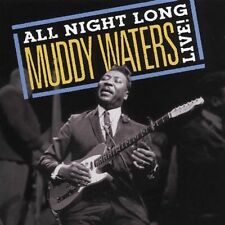 Muddy Waters - All Night Long: Live! (Jun-2005, VarŠse Sarabande (USA) NEW CD