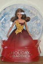 2016 Special Occasion HISPANIC Peace, Love & Hope Collection HOLIDAY Barbie  NEW