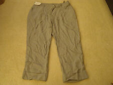Women's New Look 3/4 Trousers  size 8 BNWT NCC