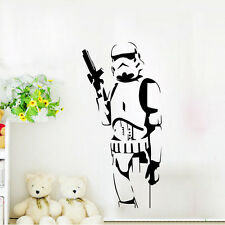 Star Wars Stormtrooper Wall Art Sticker Children's room decor Removable Decals