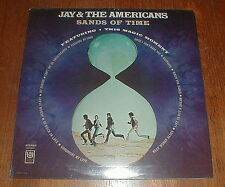 "JAY & AMERICANS Orig 1969 ""Sands Of Time"" LP w This Magic Moment SEALED"